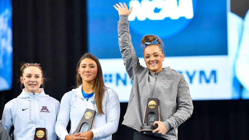 Oklahoma gymnastics: Sooners women run away with 4th NCAA championship