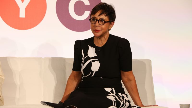 Sheila Johnson talked about how WNBA athletes are underpaid compared to their NBA counterparts at the espnW Summit, NYC.