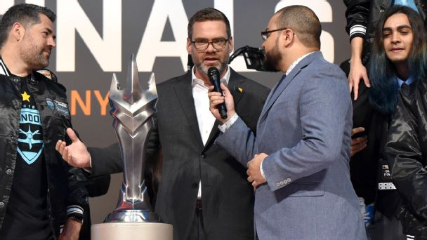 Nate Nanzer Overwatch League Epic Games