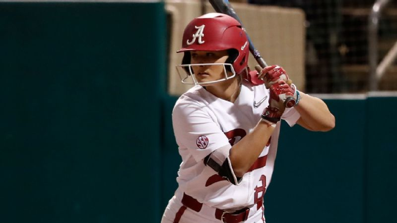 2019 NCAA softball tournament: Oklahoma State stuns FSU; Alabama rolls into WCWS
