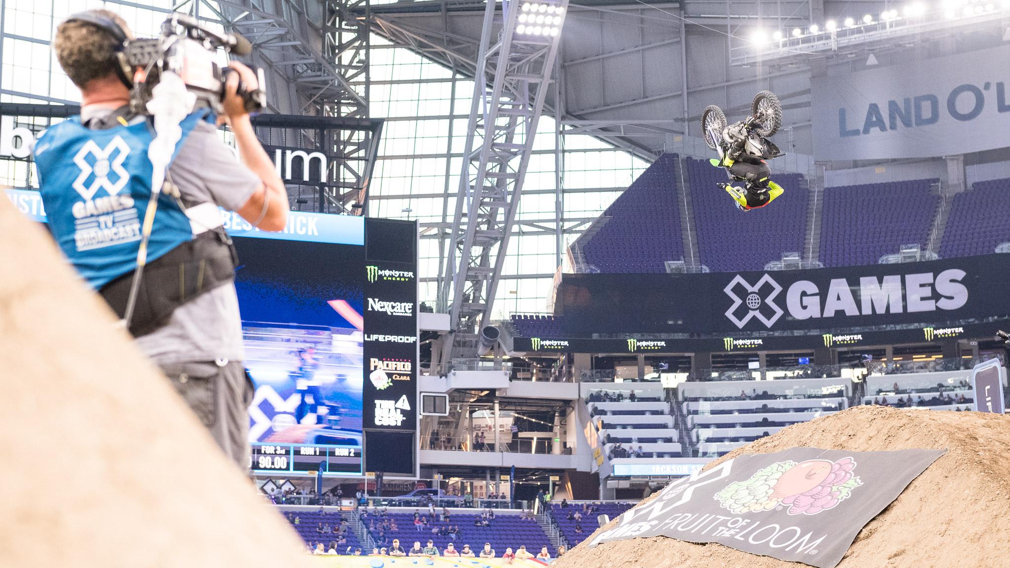 X Games Shanghai 2019: Jackson Strong