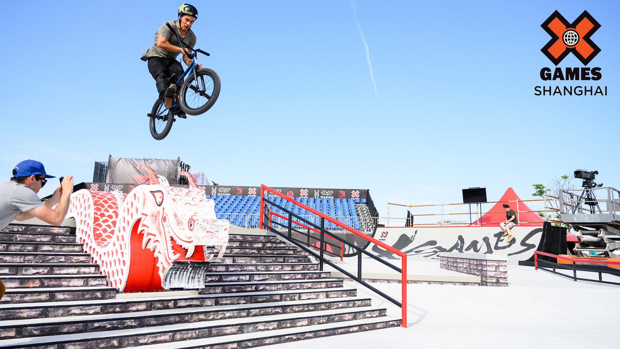 X Games Shanghai 2019: Course Previews