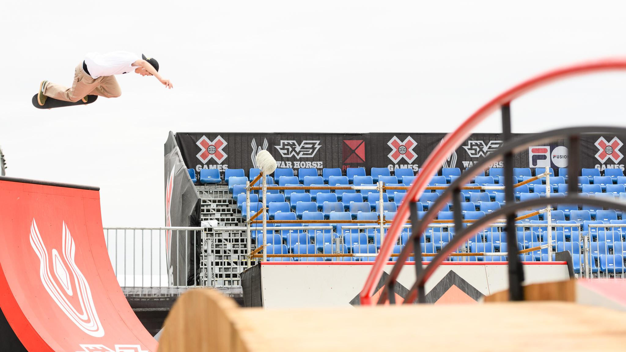X Games Shanghai 2019: Jake Ilardi