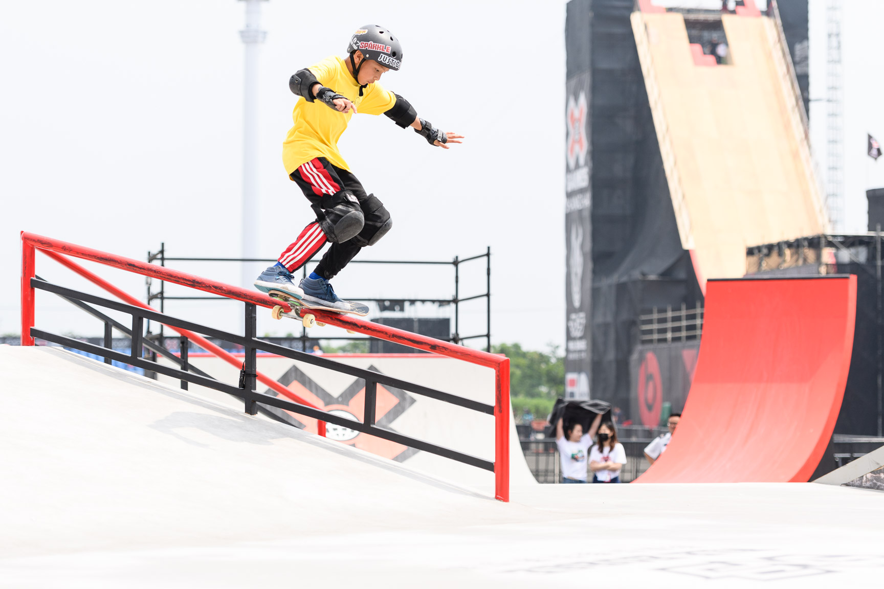 X Games Shanghai 2019: Fan Kaiwen