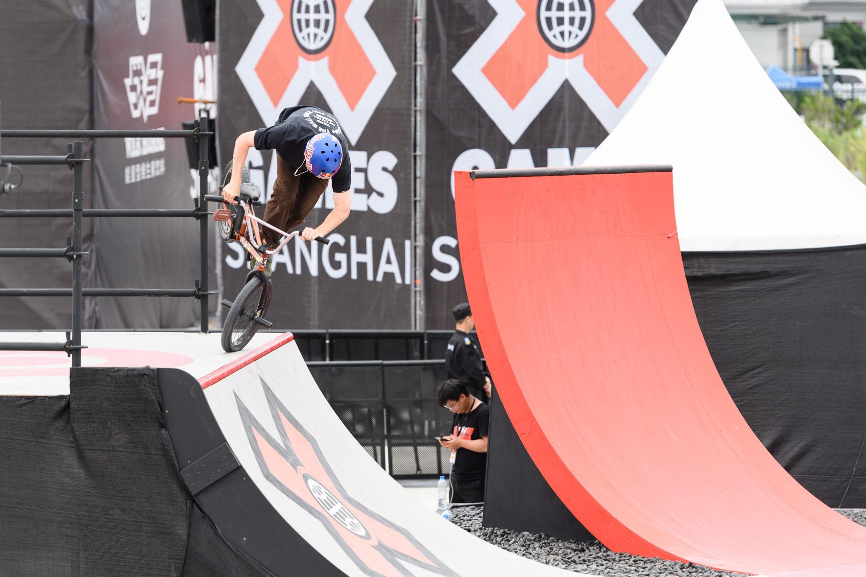X Games Shanghai 2019: Bruno Hoffmann