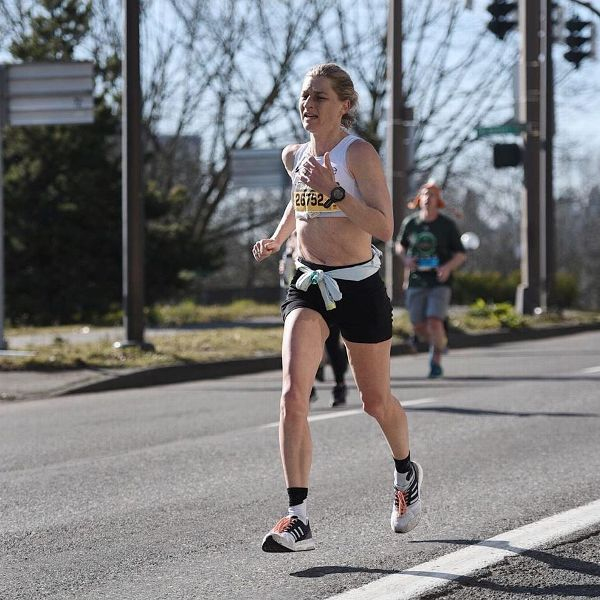 Lauren Fleshman competed on six world championship teams and won the U.S. 5K national title twice.