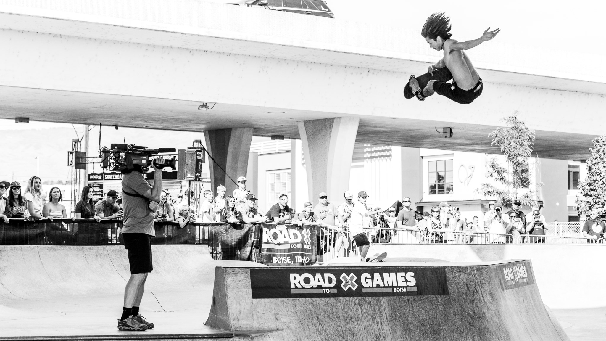 Road To X Games: 2019 Boise Park Qualifier