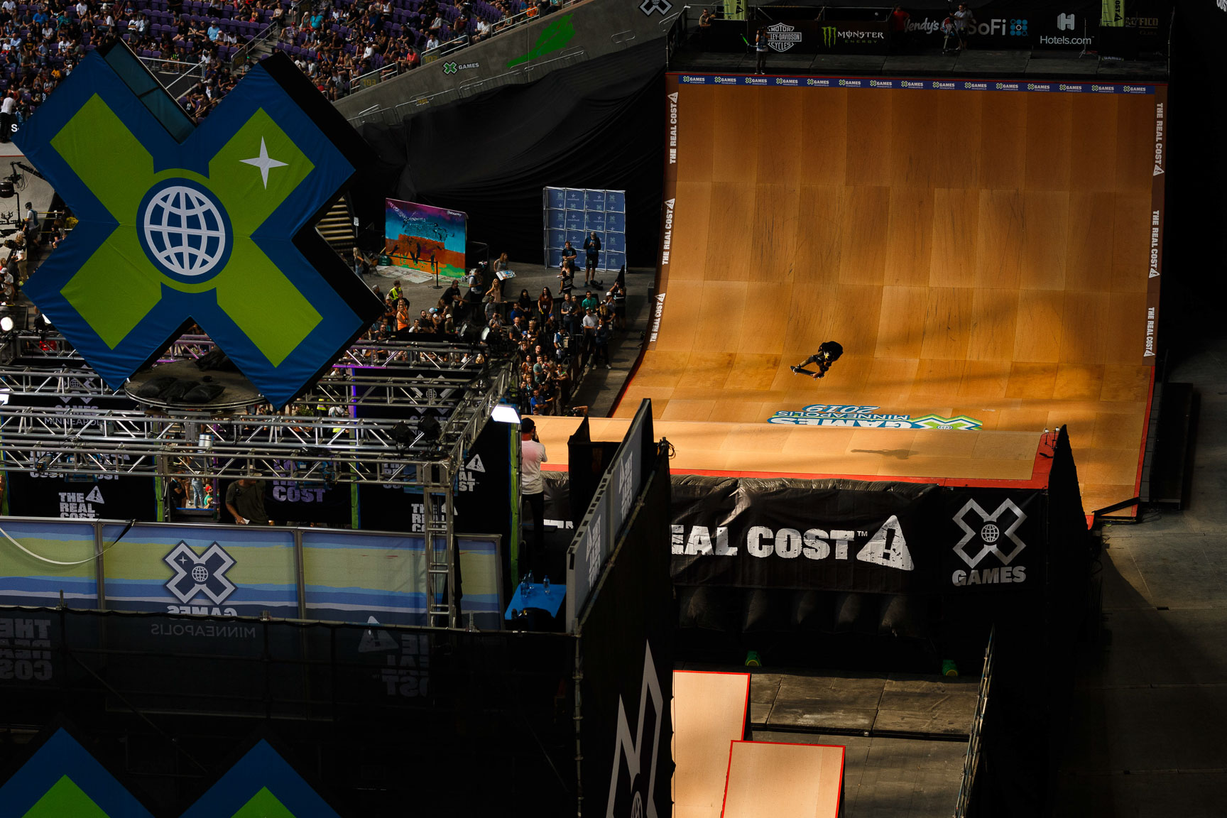 Elliott Sloan, Skateboard Big Air Final