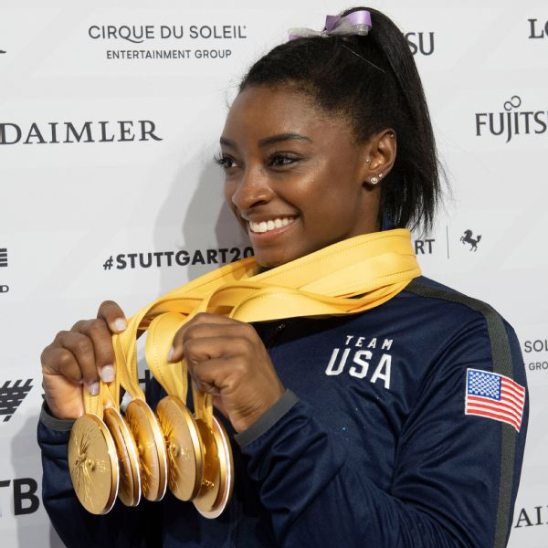 Simone Biles is the gold standard in gymnastics -- becoming the most decorated gymnast in history.