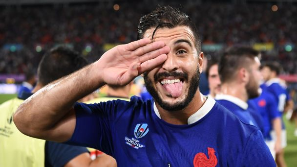France centre Sofiane Guitoune has said his side has a chance to make the semifinals if they don't act like idiots.