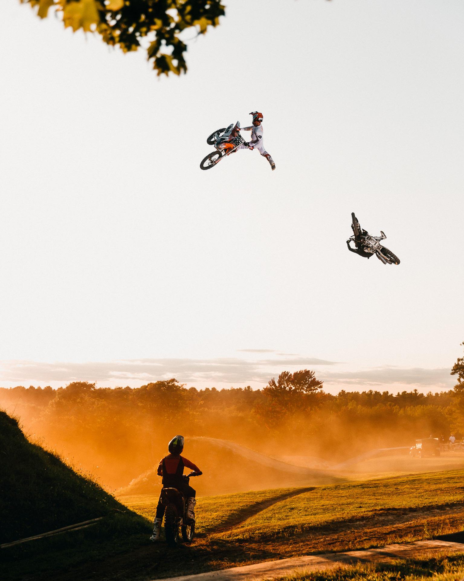 Brett Cue and Seth Beaton, Templeton, Massachusetts