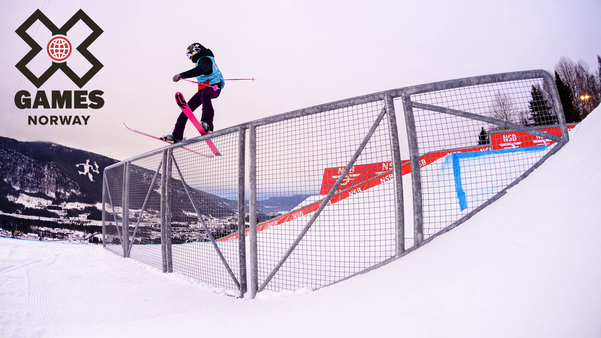 X Games will return to Norway for the fifth consecutive year March 7  8, 2020.
