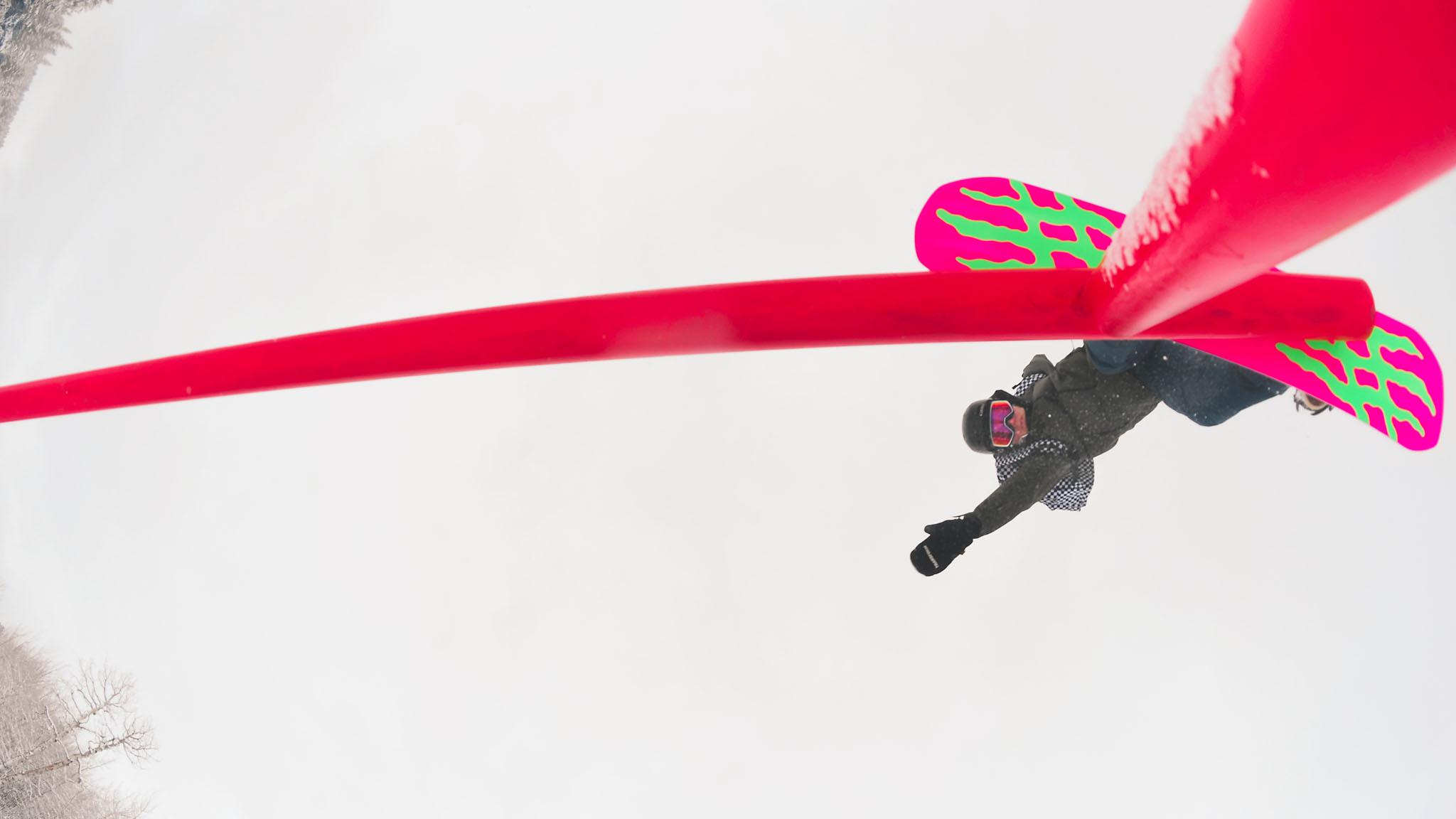 Fridtjof Sæther Tischendorf, M Snowboard Slopestyle