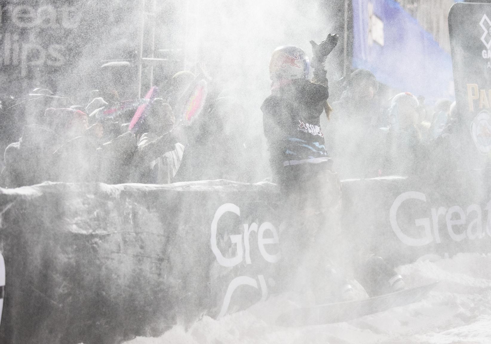 Miyabi Onitsuka, W Snowboard Big Air