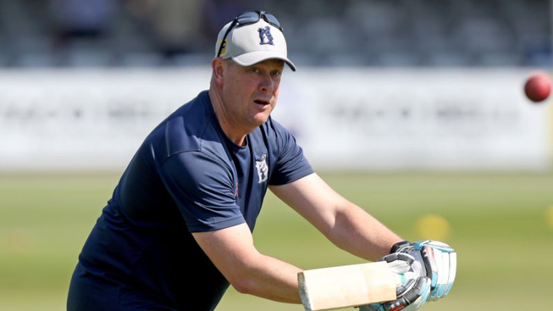Ashley Giles in line to replace Andrew Strauss as England men's team director