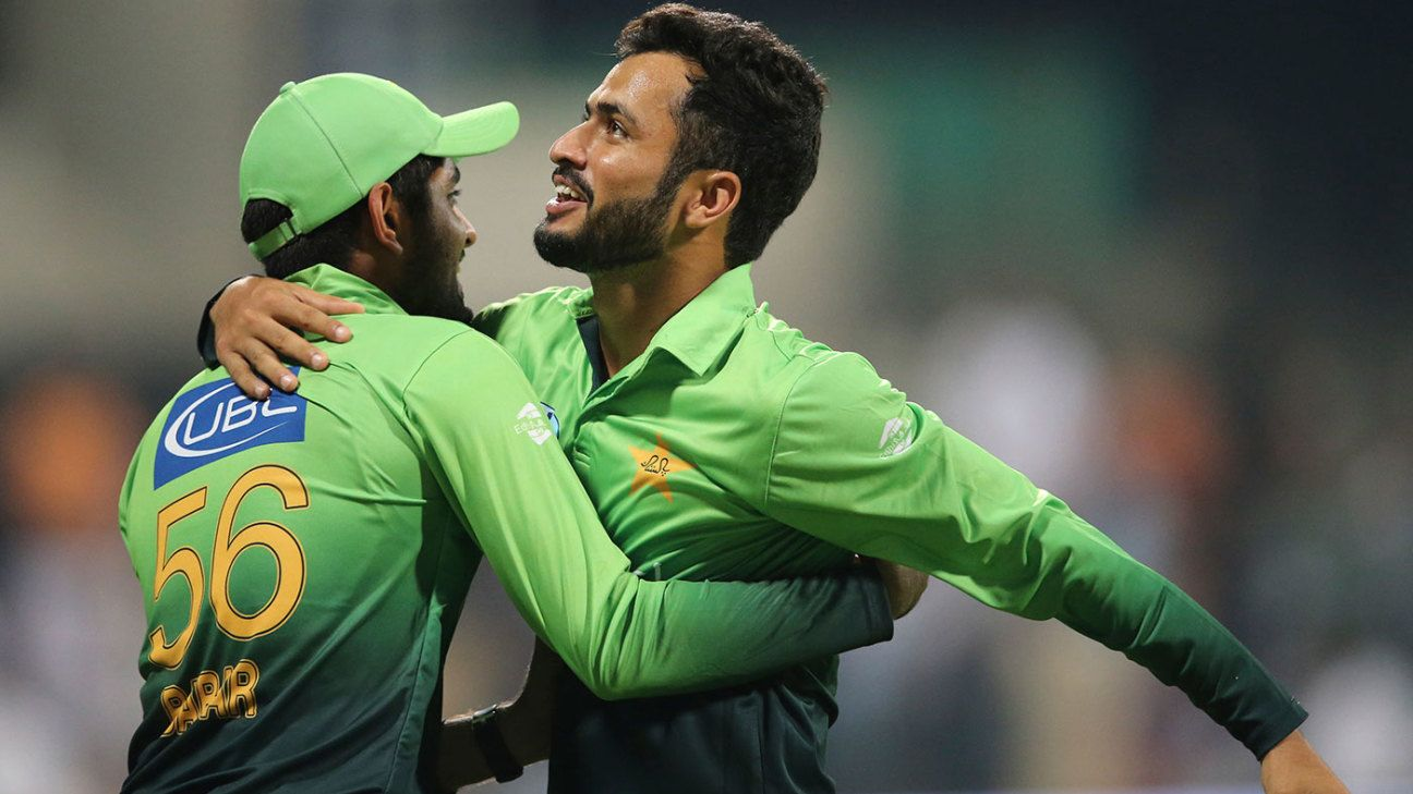 Iftikhar Ahmed and Mohammad Nawaz return to Pakistan's ODI squad