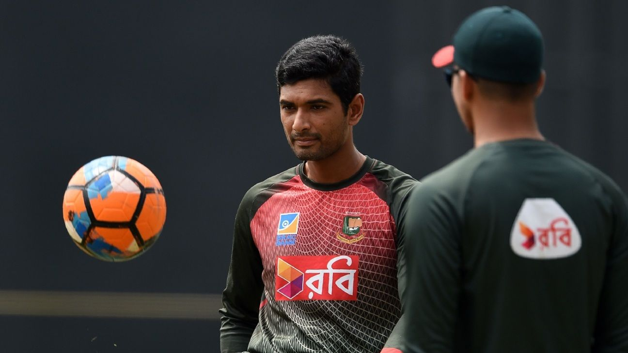 World Cup Central: Mahmudullah sustains grade 1 tear in calf