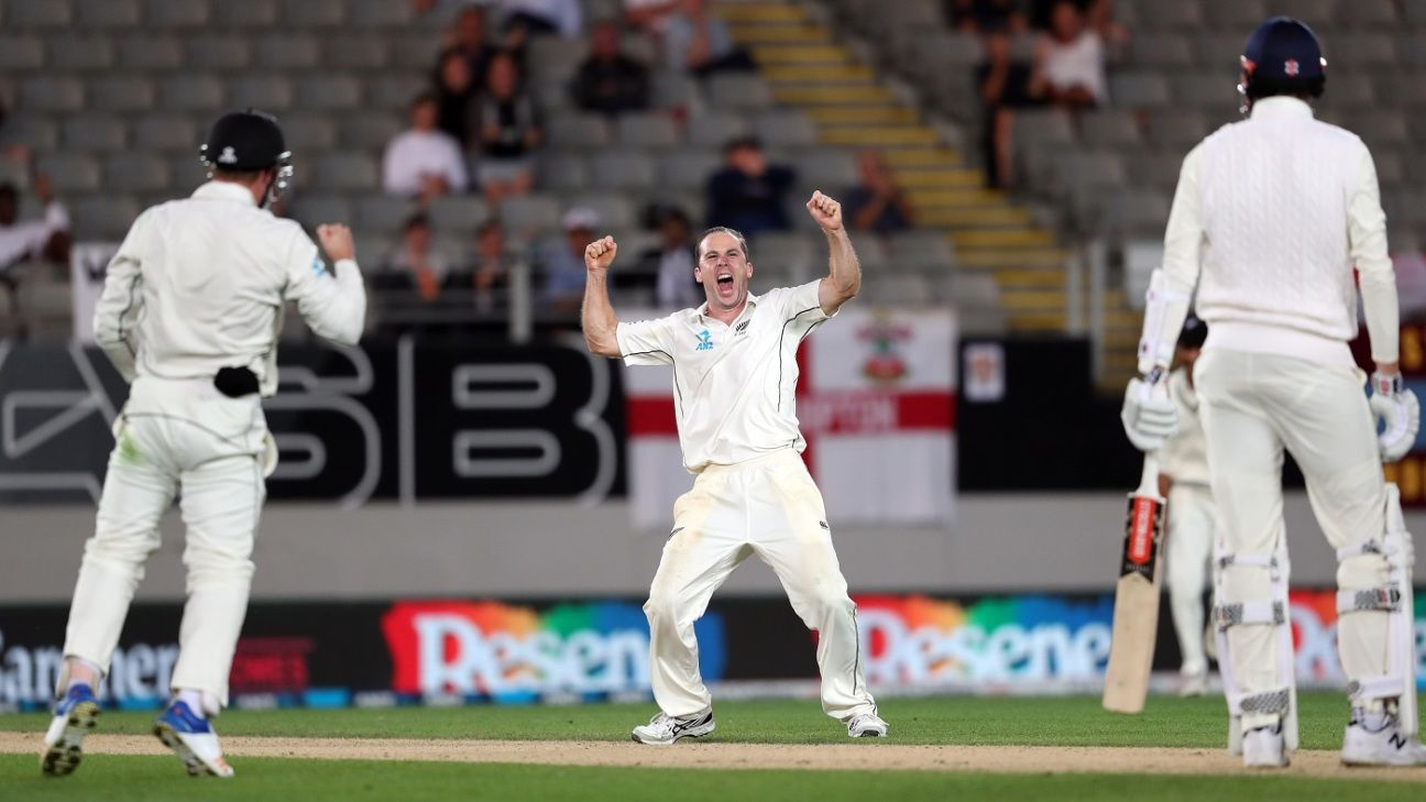 Todd Astle recalled for Bangladesh Test series as Ajaz Patel misses out