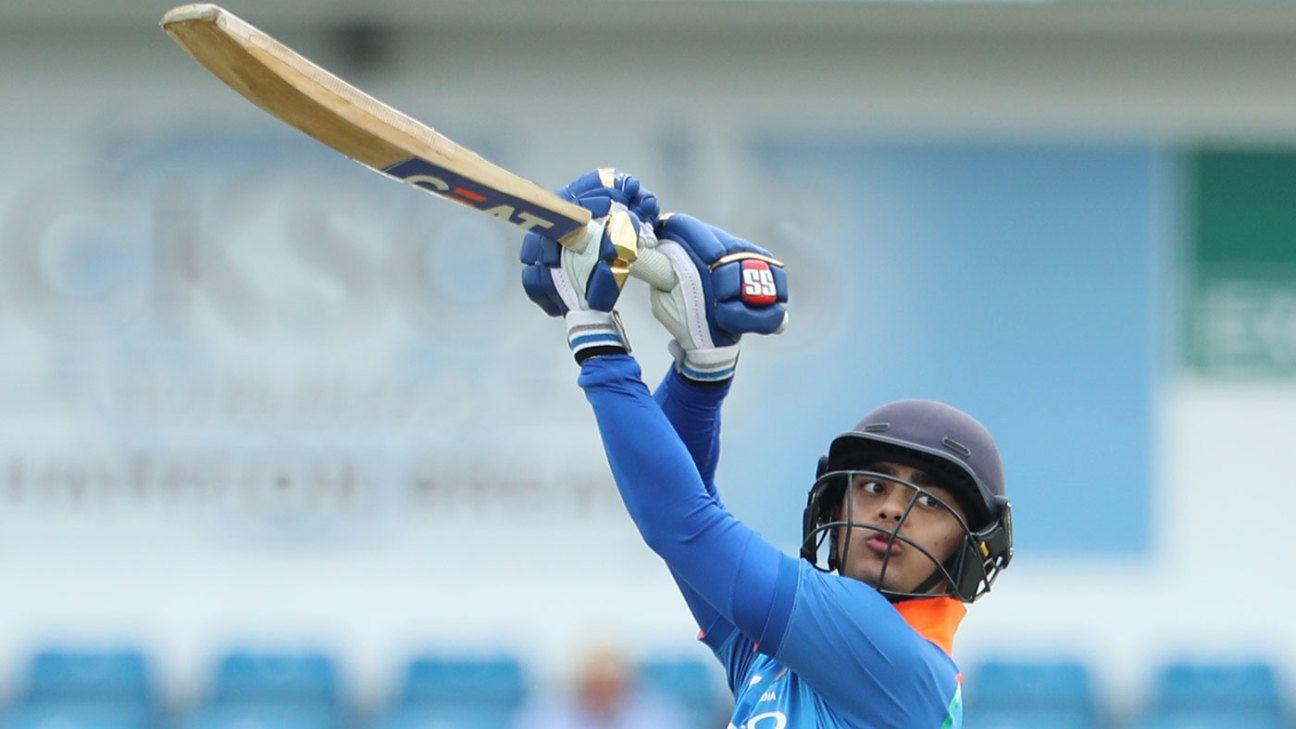 Rahul Shukla five-for, Ishan Kishan ton headline big Jharkhand win