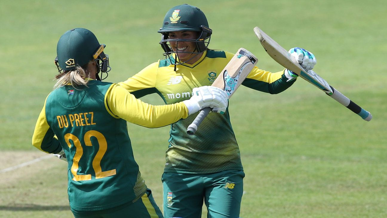 South Africa leave out Sune Luus for Sri Lanka series
