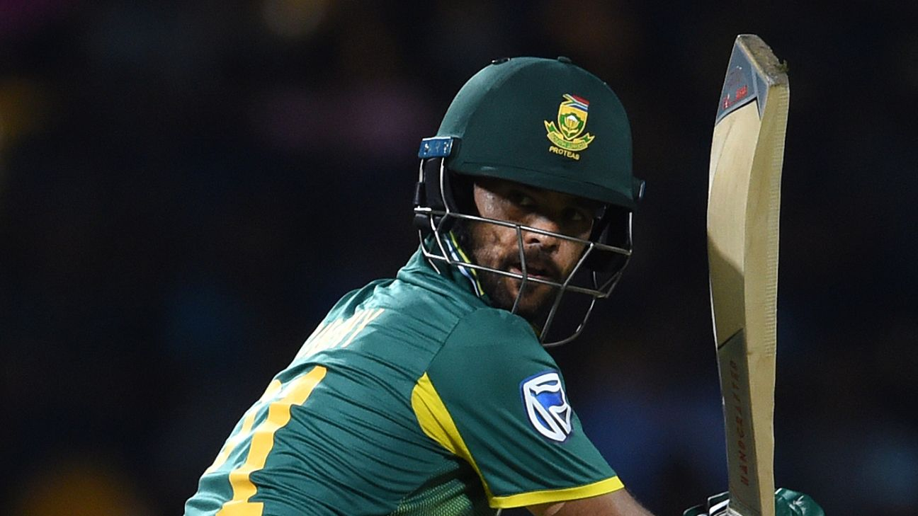 ODI retirement on track, but JP Duminy's focus is on earning World Cup ticket