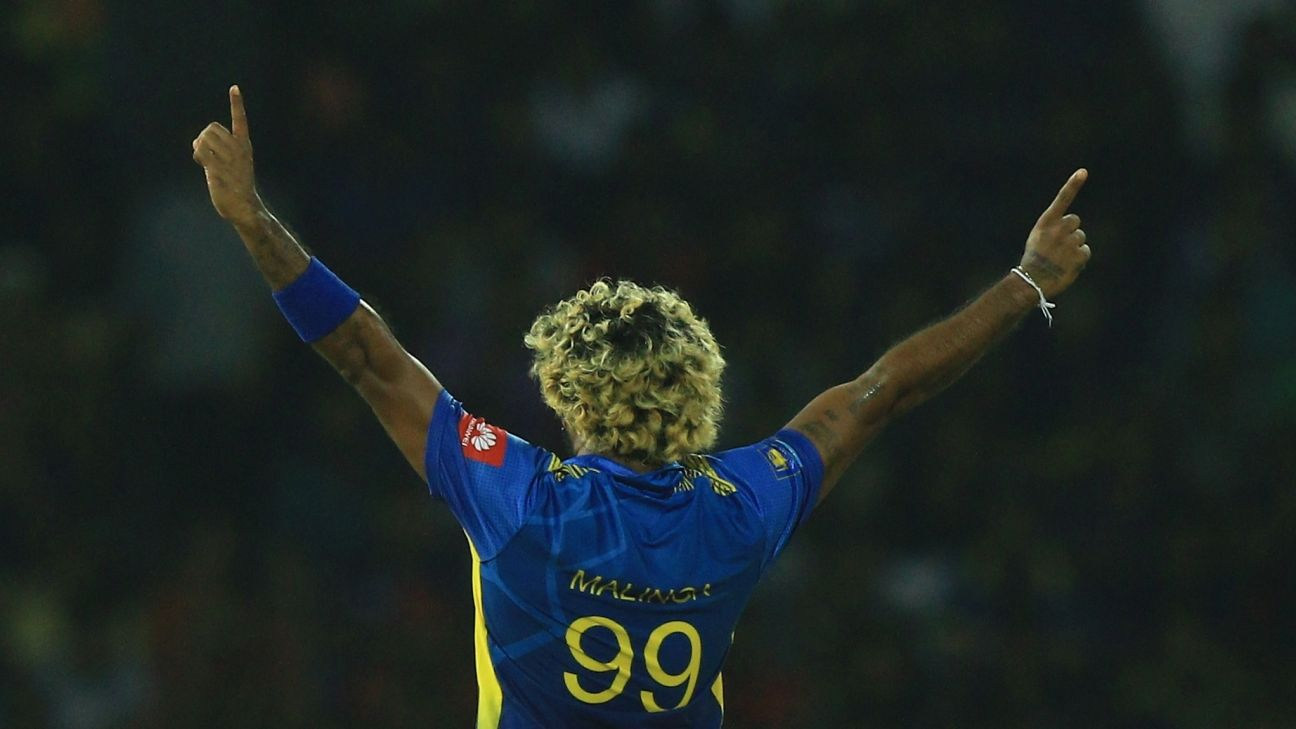 Lasith Malinga made available to Mumbai Indians after SLC change of heart