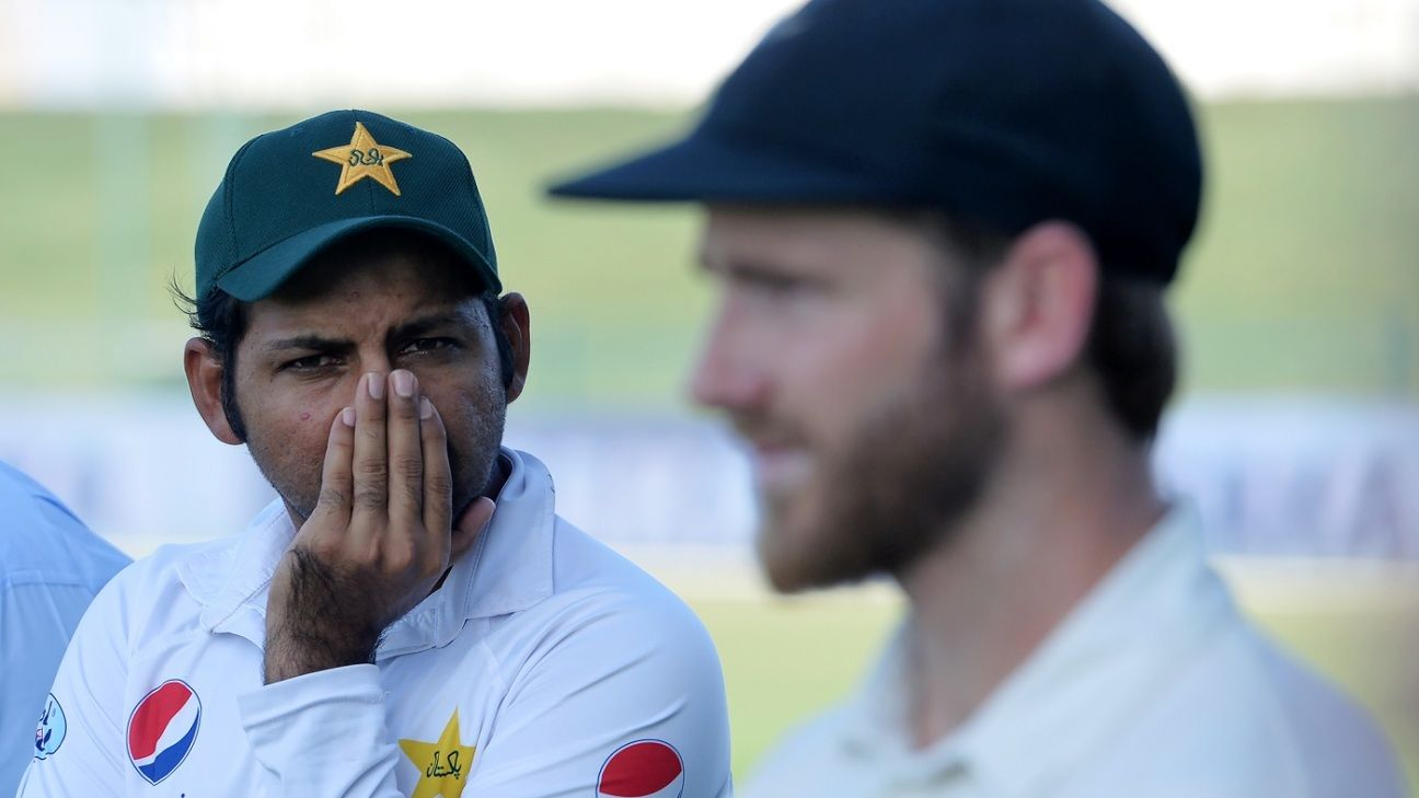 Under-fire Sarfraz Ahmed sees possibility of giving up captaincy