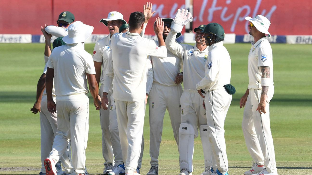 South Africa thrive on pace, spicy pitches and increased depth - ESPN