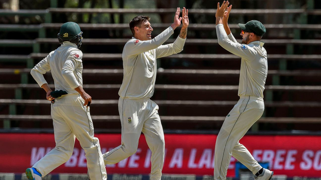 Pakistan Vs South Africa 3rd Test Day 4 Highlights