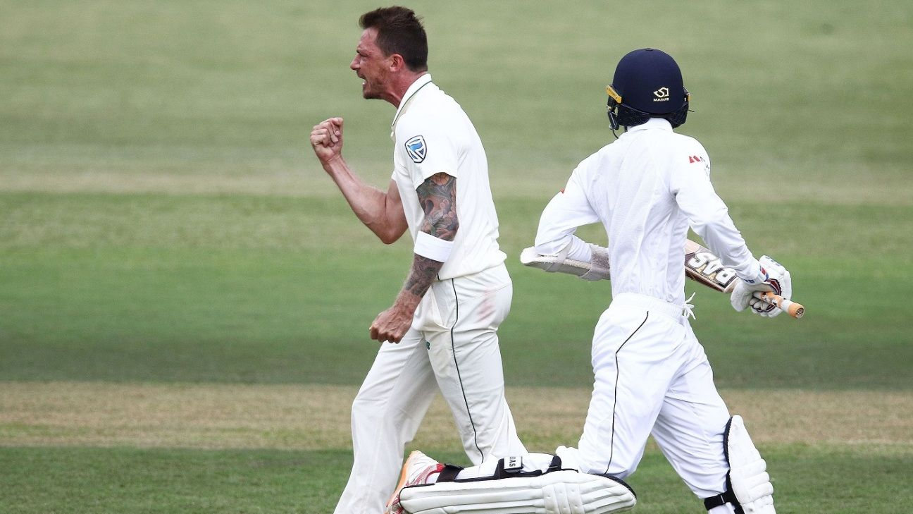 South Africa vs Sri Lanka 1st Test Day 2