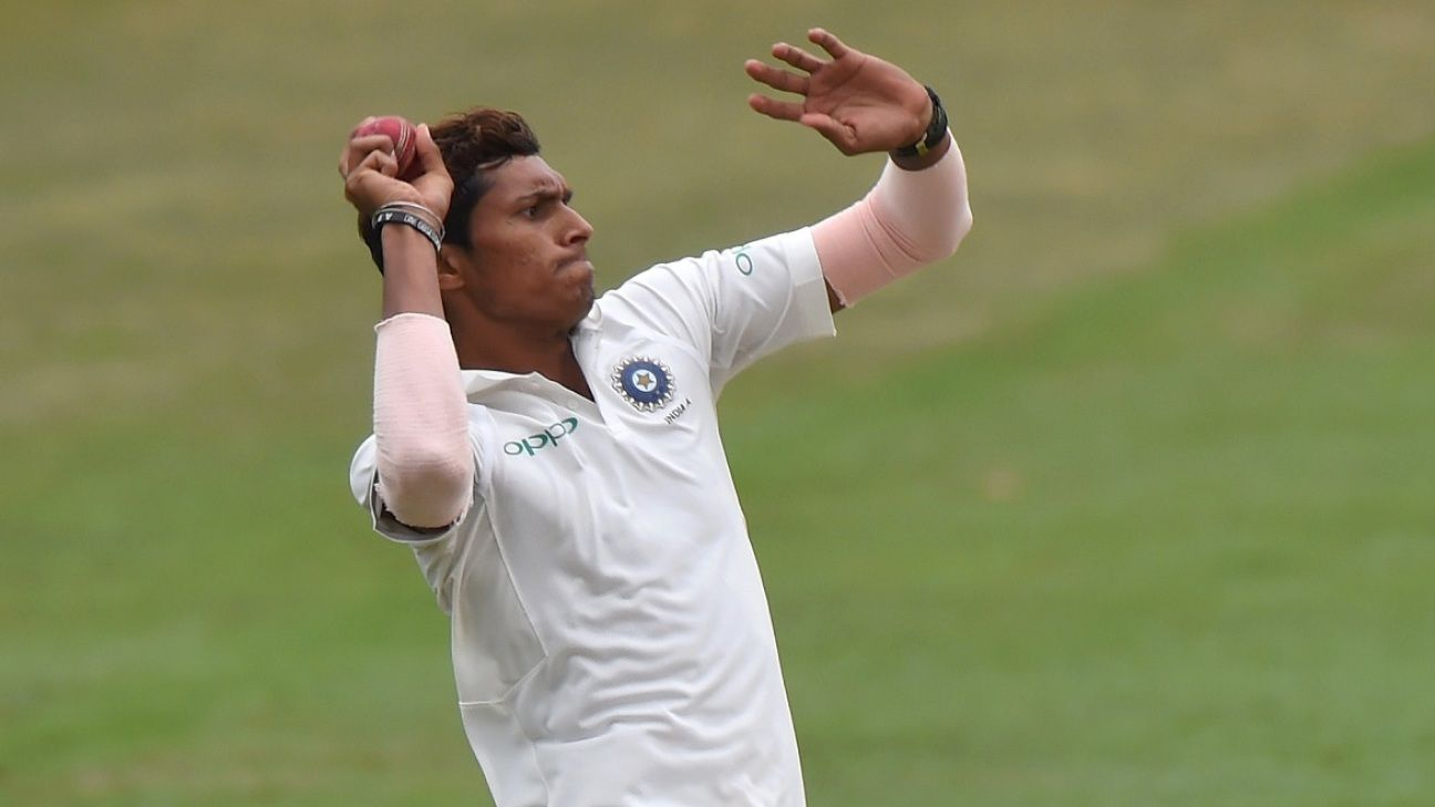 Navdeep Saini has got what it takes for Test cricket - Zaheer Khan