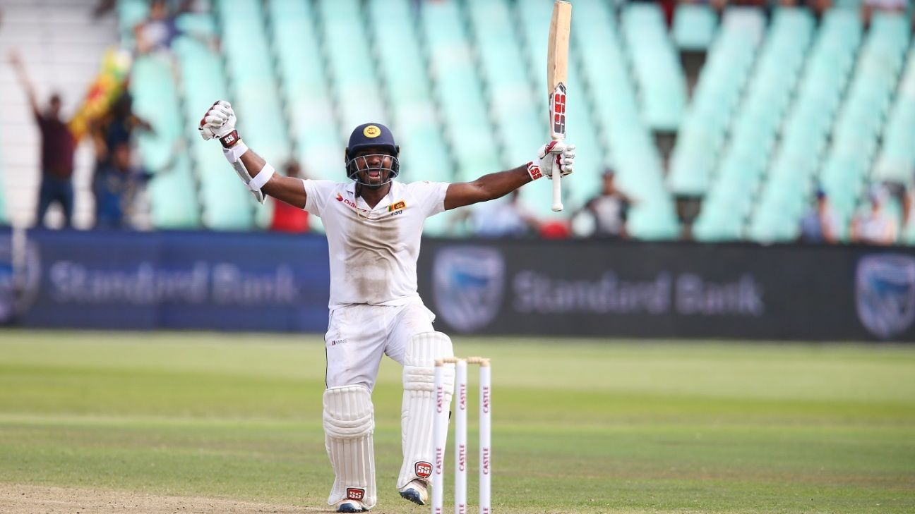 Kusal Perera jumps 58 places; Cummins the new No. 1 Test bowler
