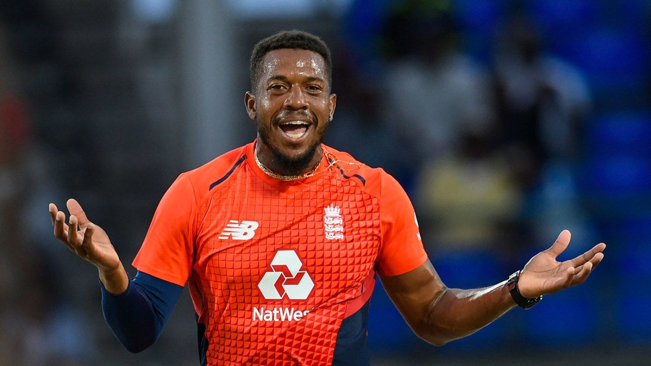 Chris Jordan dares to dream after staking World Cup claim