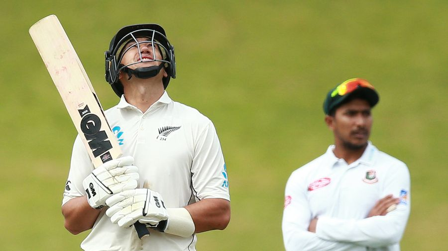 New Zealand vs Bangladesh 2nd Test Day 4 Highlight