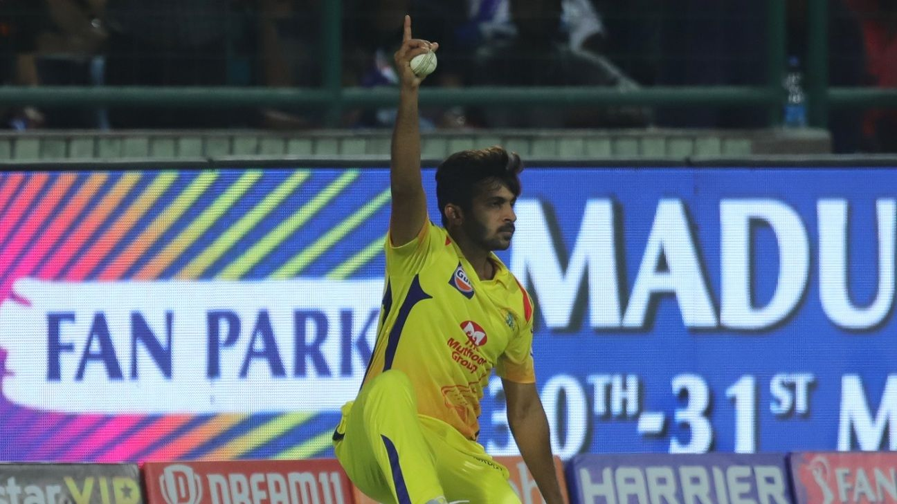'Just some clumsy errors which we can tidy up' - Fleming on CSK's fielding