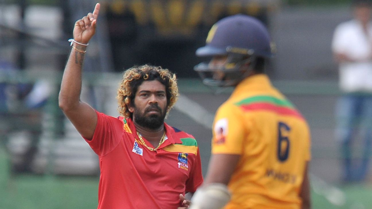 IPL Central: Two countries, under 24 hours, ten wickets - Malinga's whirlwind life