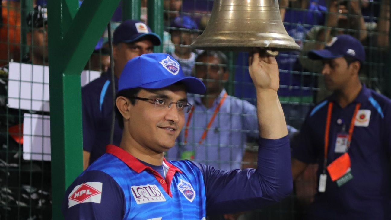 Sourav Ganguly likely to take over as new BCCI president