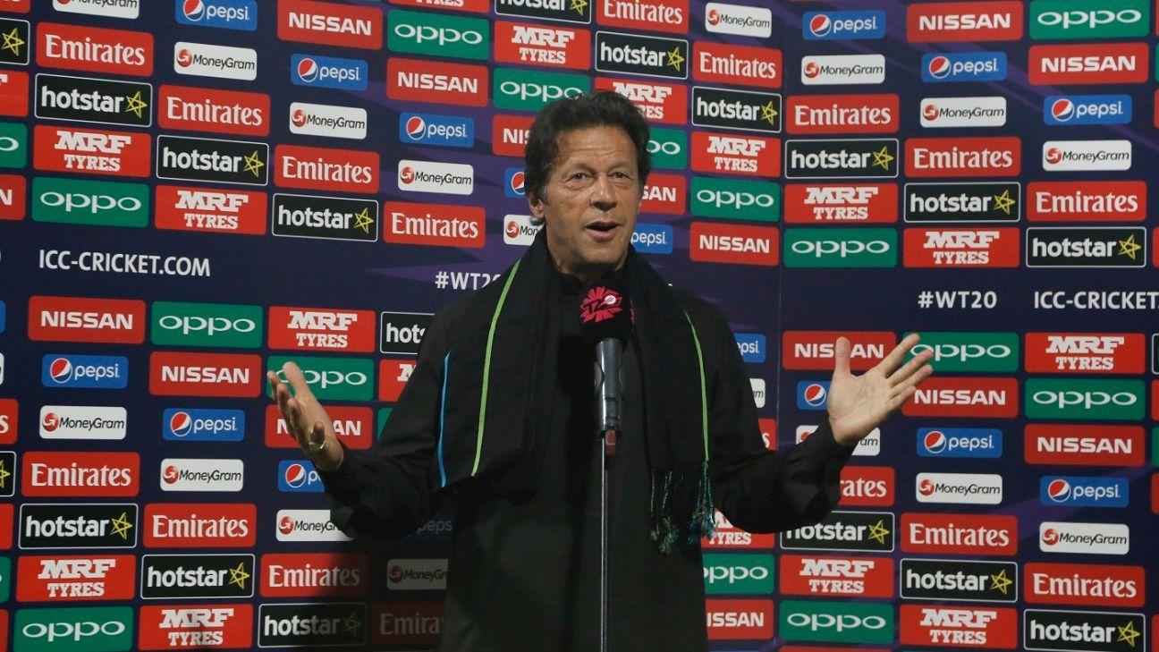Revamping domestic cricket structure still high on Imran Khan's agenda