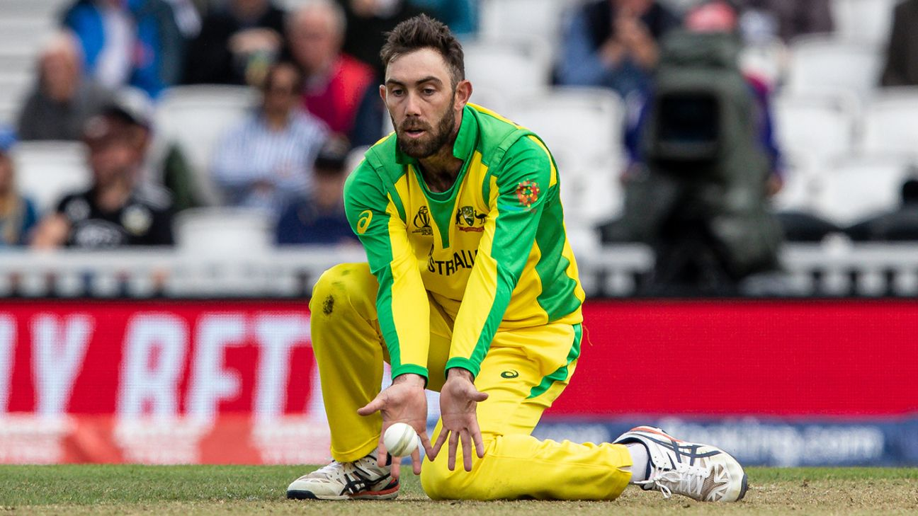 Elbow injury rules Glenn Maxwell out of South Africa tour