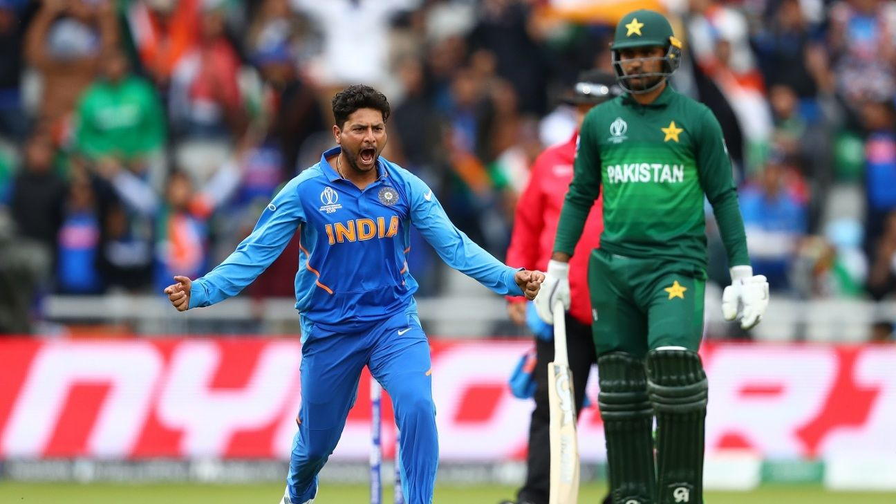 India-Pakistan match produces an atmosphere that exceeds the hype