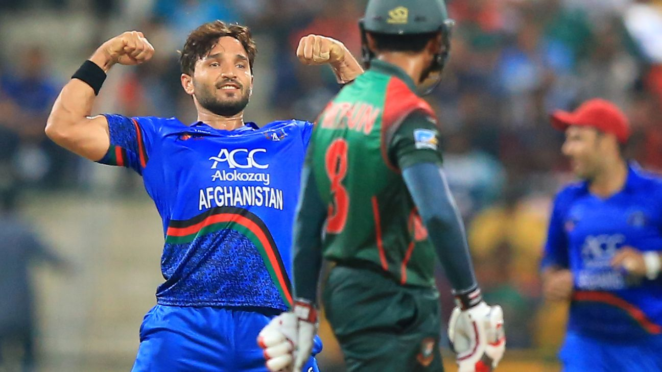 Live Report - Afghanistan v Bangladesh