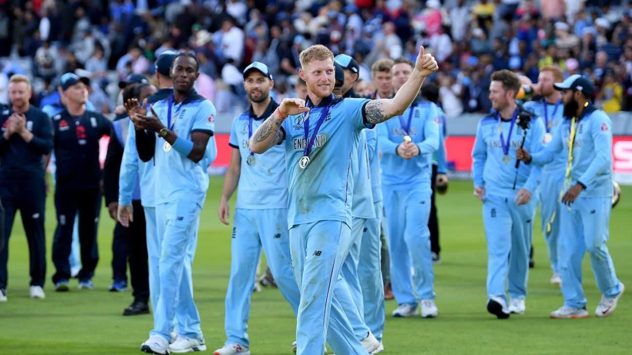 Image result for ben stokes cricketer of the year