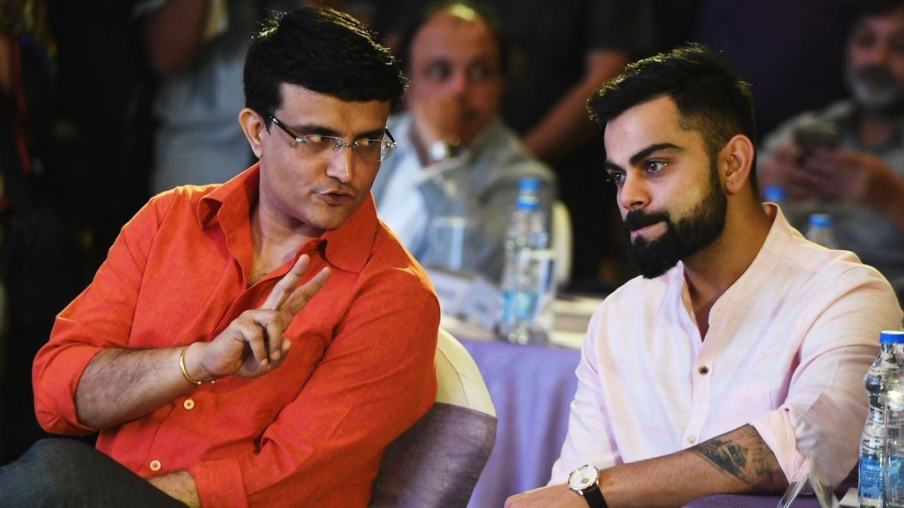 'My biggest priority will be to look after first-class cricketers' - Ganguly