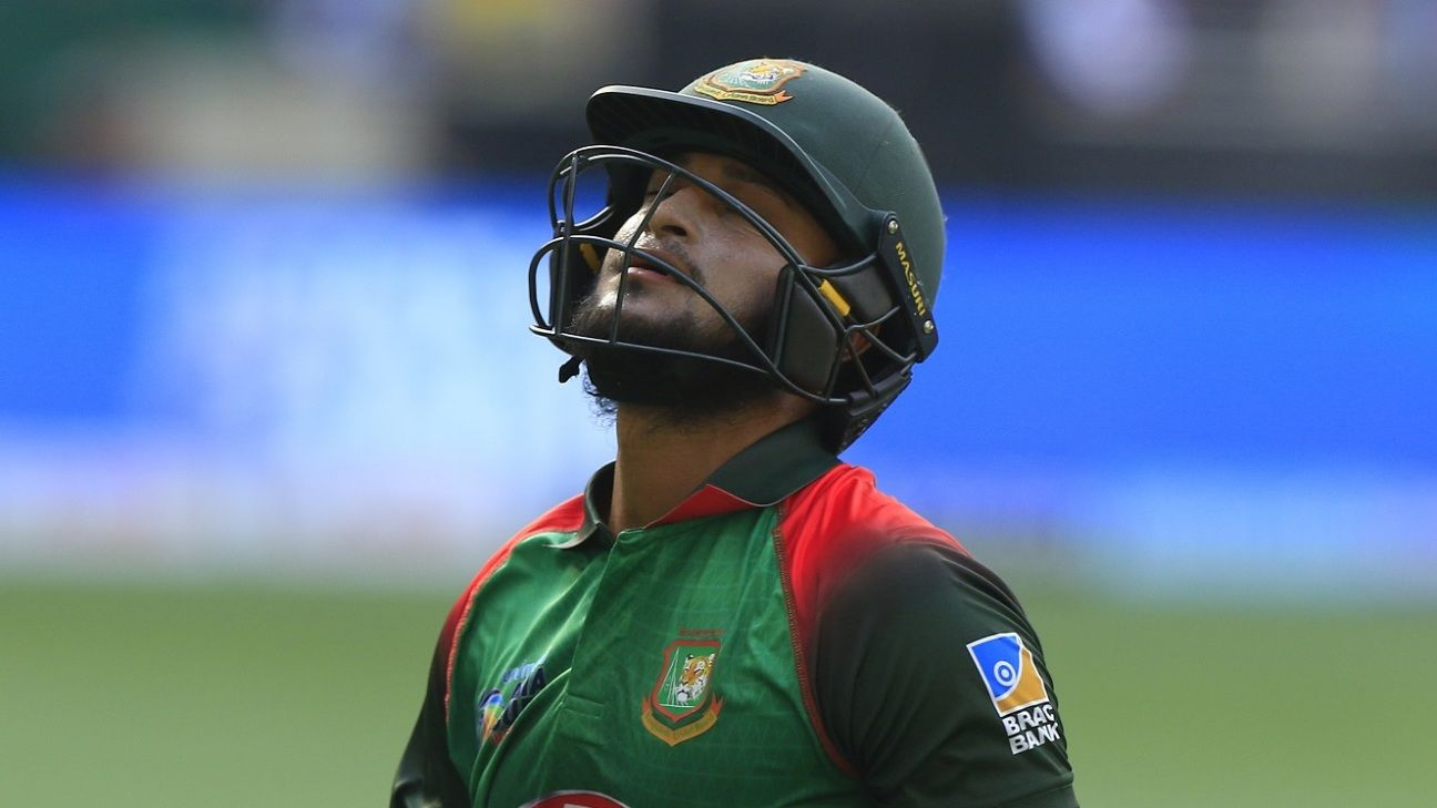 Shakib not 'mentally prepared to lead in Tests and T20s'