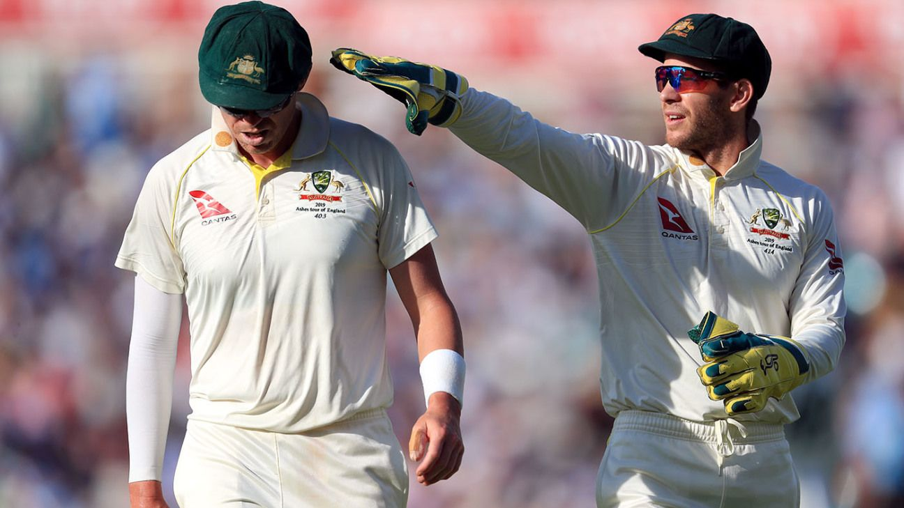 Paine, Siddle played Oval Test with injuries