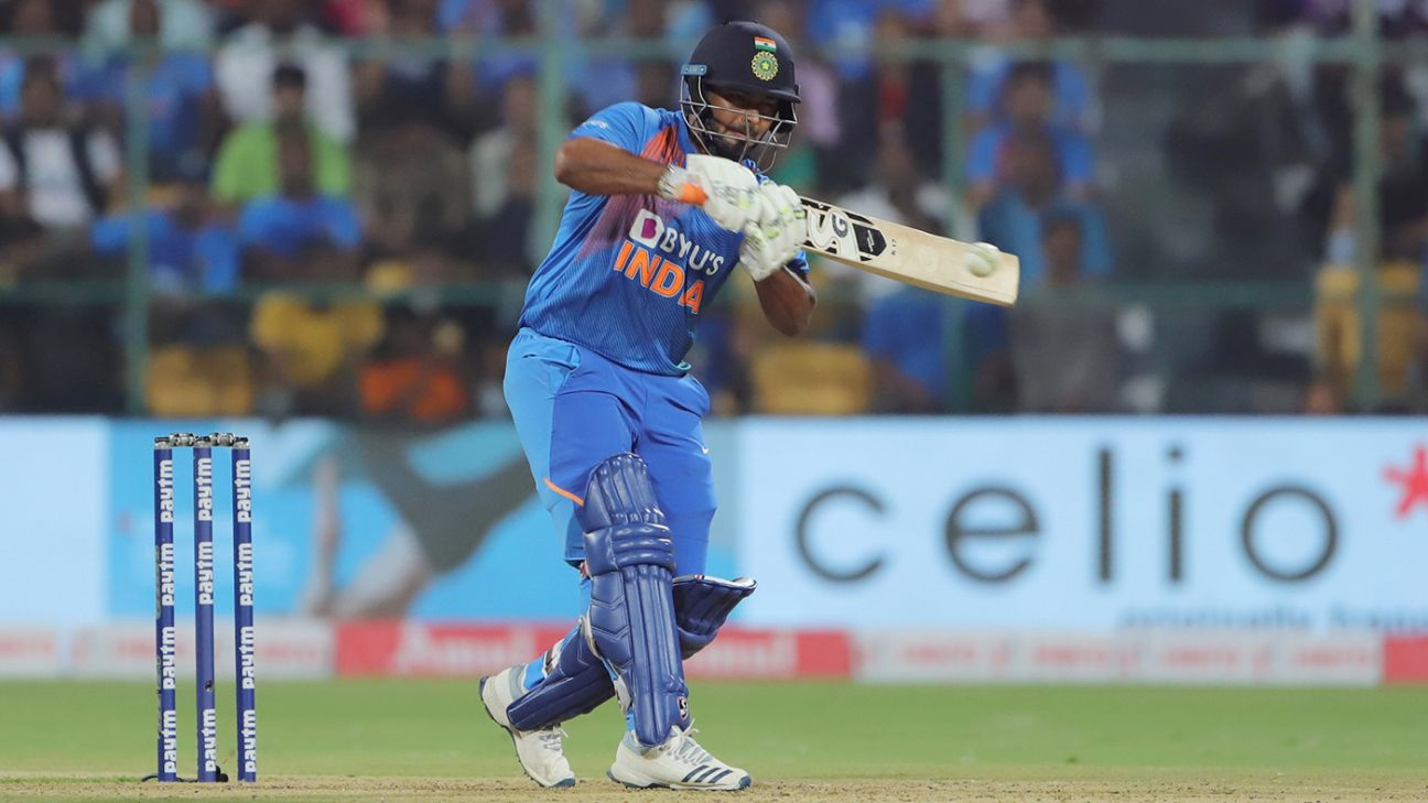 Kohli admits confusion over Pant and Iyer in batting order