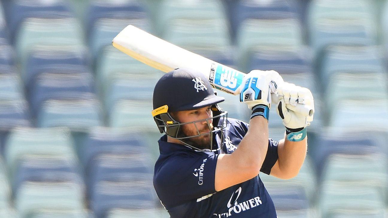 Finch battling a side strain ahead of T20Is against Sri Lanka