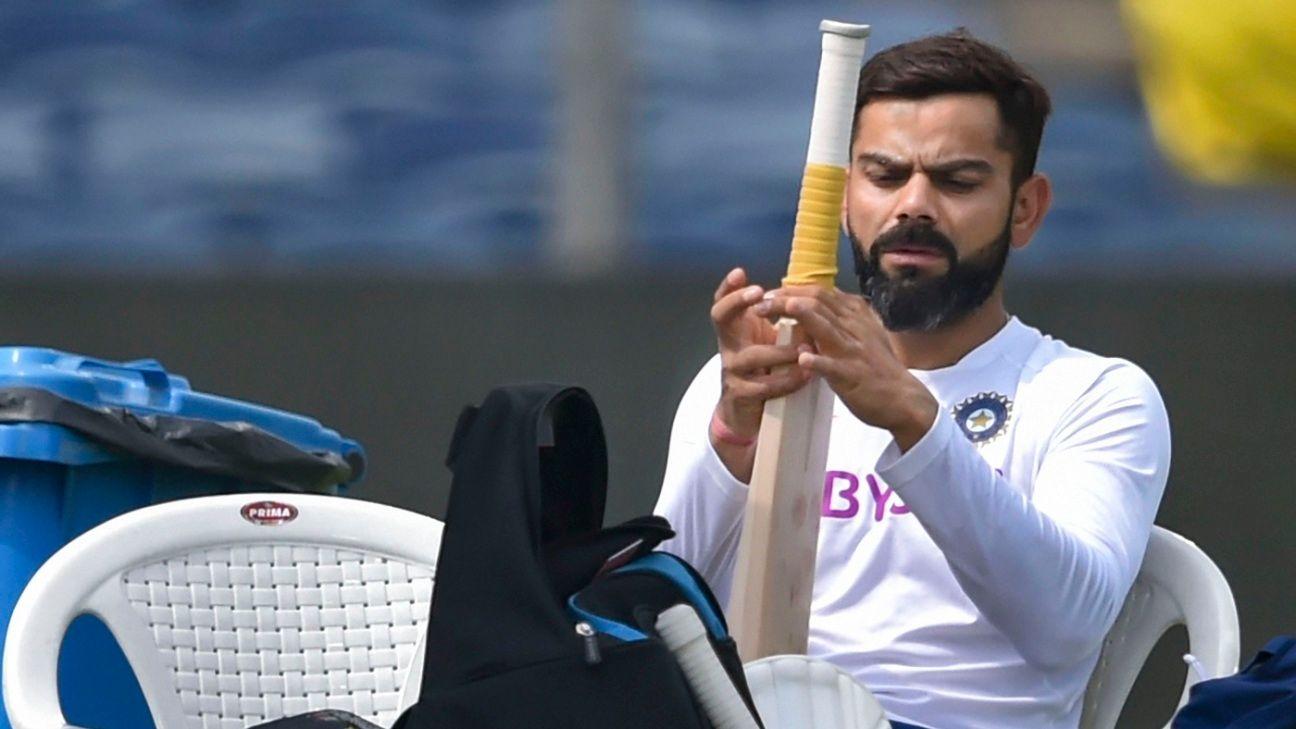 India should have only five Test centres - Virat Kohli