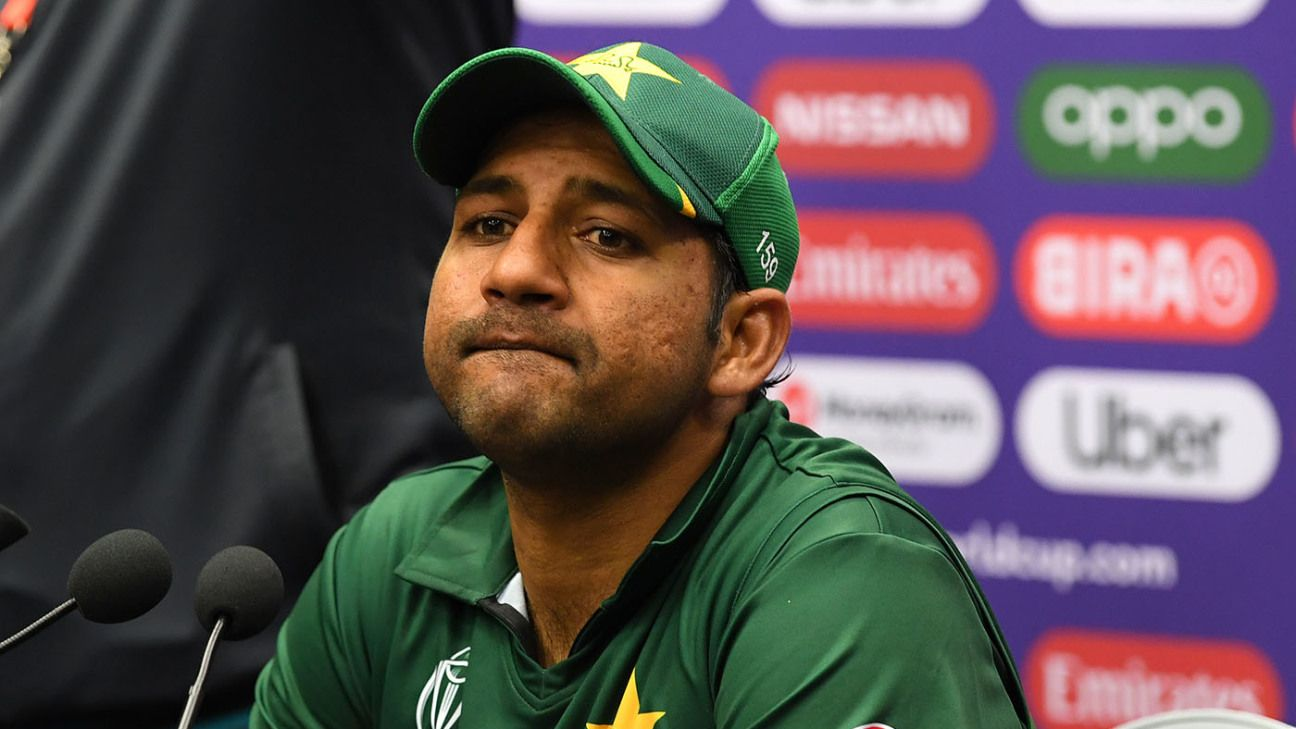 Some stray thoughts and observations in the aftermath of Sarfaraz Ahmed's sacking