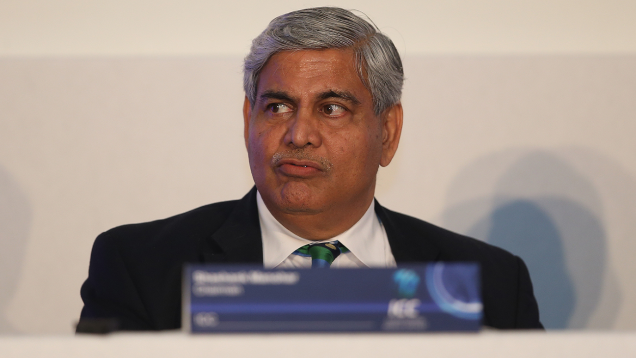 Manohar not to seek re-election as ICC chairman